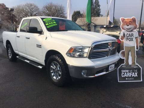 2013 RAM Ram Pickup 1500 for sale at Salem Auto Market in Salem OR