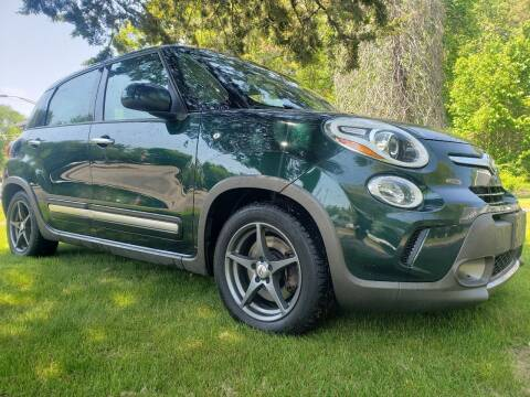 2014 FIAT 500L for sale at A-1 Auto in Pepperell MA