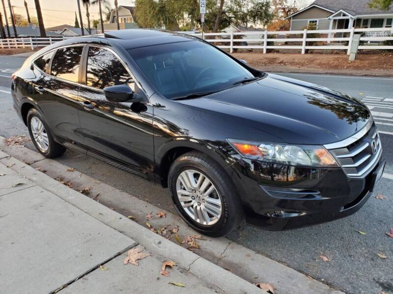 2012 Honda Crosstour for sale at Automaxx Of San Diego in Spring Valley CA