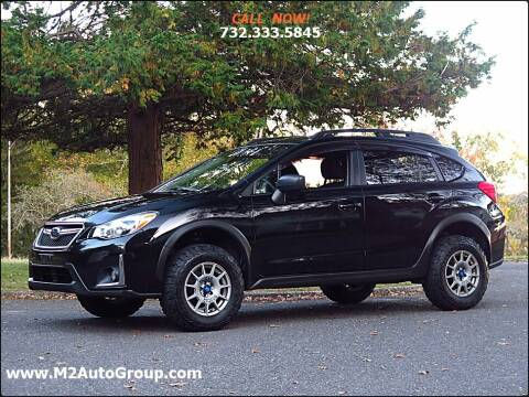 2016 Subaru Crosstrek for sale at M2 Auto Group Llc. EAST BRUNSWICK in East Brunswick NJ
