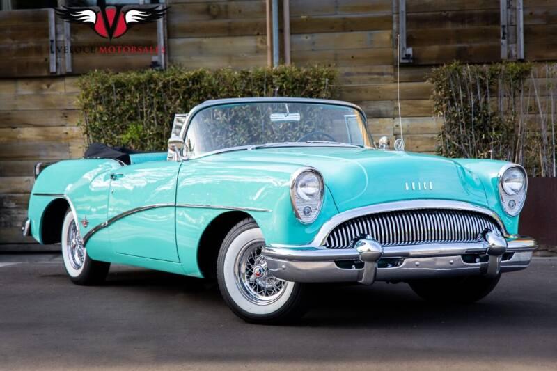 1954 Buick Skylark for sale at Veloce Motorsales in San Diego CA