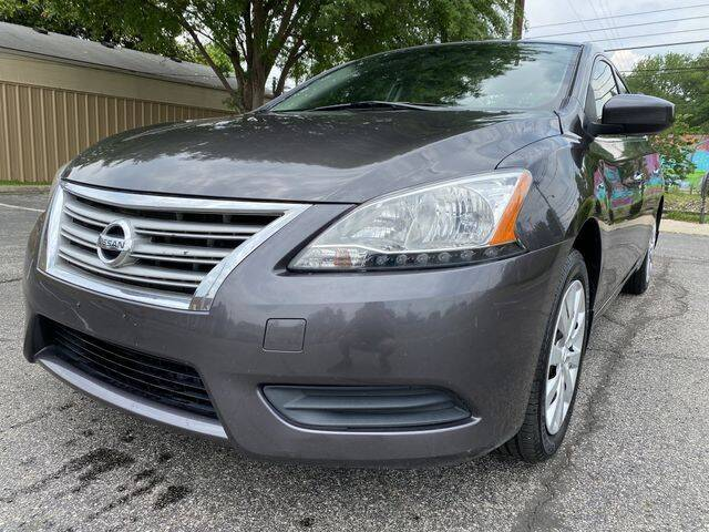 2014 Nissan Sentra for sale at Falls City Motorsports in Louisville KY
