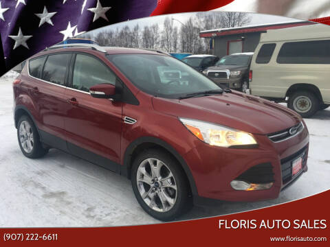 2016 Ford Escape for sale at FLORIS AUTO SALES in Anchorage AK