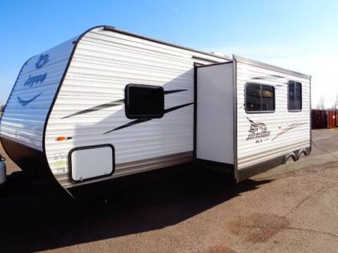 2017 Jayco JAYFLIGHT SLX 287BHSW for sale at Goldammer Auto in Tea SD