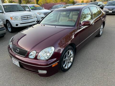 2005 Lexus GS 430 for sale at C. H. Auto Sales in Citrus Heights CA