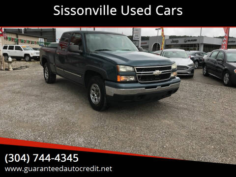 2006 Chevrolet Silverado 1500 for sale at Sissonville Used Cars in Charleston WV