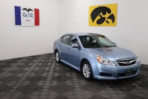 2010 Subaru Legacy for sale at Carousel Auto Group in Iowa City IA