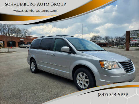 2010 Chrysler Town and Country for sale at Schaumburg Auto Group in Schaumburg IL