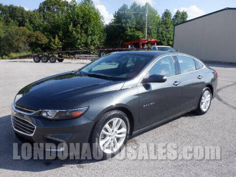 2017 Chevrolet Malibu for sale at London Auto Sales LLC in London KY
