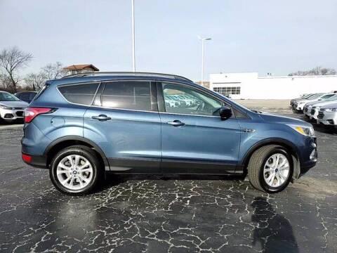 2018 Ford Escape for sale at Hawk Chevrolet of Bridgeview in Bridgeview IL