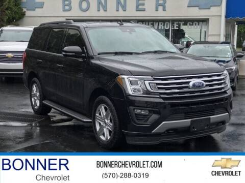2019 Ford Expedition for sale at Bonner Chevrolet in Kingston PA