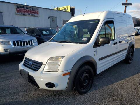 2012 Ford Transit Connect for sale at MENNE AUTO SALES in Hasbrouck Heights NJ