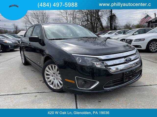 2010 Ford Fusion Hybrid for sale in Glenolden, PA