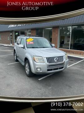 2008 Mercury Mariner for sale at Jones Automotive Group in Jacksonville NC