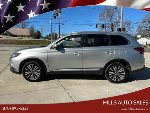 2020 Mitsubishi Outlander for sale at Hills Auto Sales in Salem AR