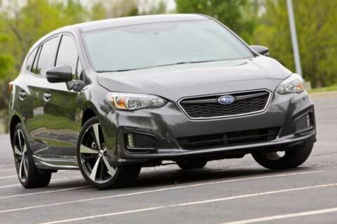 2018 Subaru Impreza for sale at MGM Motors LLC in De Soto KS