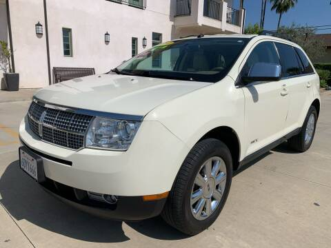 2007 Lincoln MKX for sale at Select Auto Wholesales in Glendora CA
