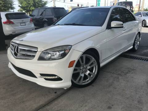 2011 Mercedes-Benz C-Class for sale at Michael's Imports in Tallahassee FL