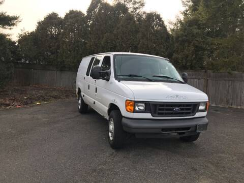 2007 Ford E-Series Cargo for sale at Elwan Motors in West Long Branch NJ