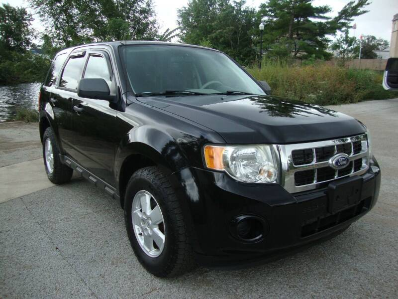 2010 Ford Escape for sale at Discount Auto Sales in Passaic NJ