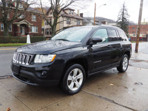 2012 Jeep Compass for sale at Advantage Auto Sales in Wheeling WV