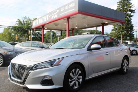 2019 Nissan Altima for sale at Deals N Wheels 306 in Burlington NJ