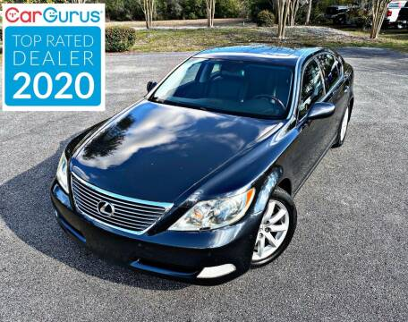 2008 Lexus LS 460 for sale at Brothers Auto Sales of Conway in Conway SC