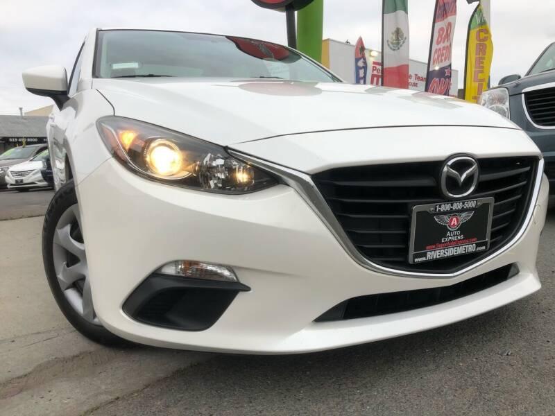2014 Mazda MAZDA3 for sale at Auto Express in Chula Vista CA