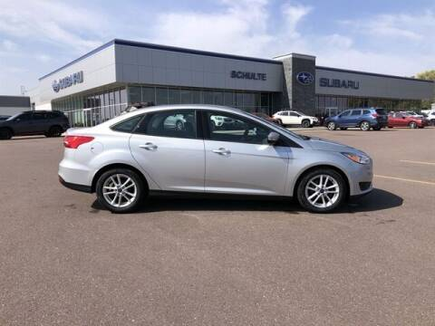 2016 Ford Focus for sale at Schulte Subaru in Sioux Falls SD