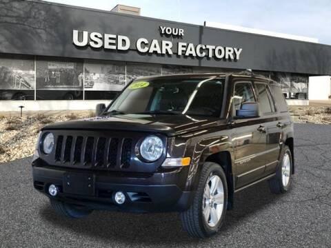 2014 Jeep Patriot for sale at JOELSCARZ.COM in Flushing MI