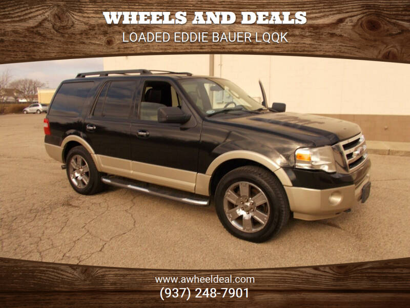2010 Ford Expedition for sale at Wheels and Deals in New Lebanon OH