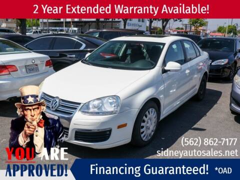 2007 Volkswagen Jetta for sale at Sidney Auto Sales in Downey CA