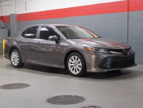 2018 Toyota Camry for sale at CU Carfinders in Norcross GA