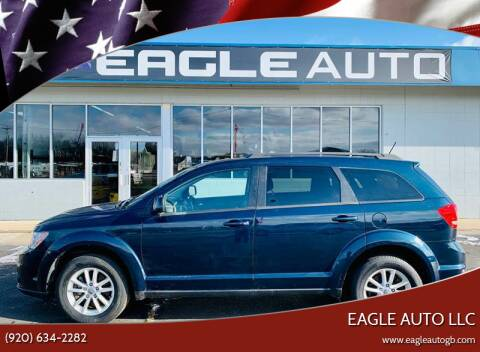 2015 Dodge Journey for sale at Eagle Auto LLC in Green Bay WI