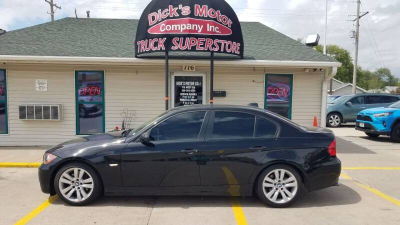 2008 BMW 3 Series for sale at DICK'S MOTOR CO INC in Grand Island NE