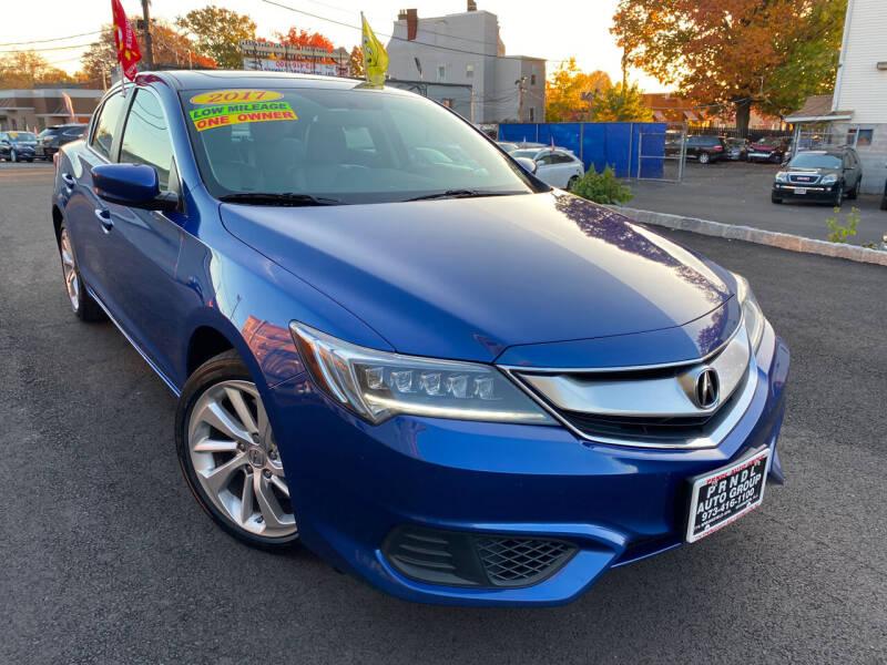 2017 Acura ILX for sale at PRNDL Auto Group in Irvington NJ