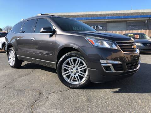 2015 Chevrolet Traverse for sale at Cars 2 Go in Clovis CA