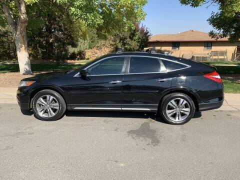 2014 Honda Crosstour for sale at Auto Brokers in Sheridan CO