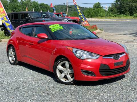 2013 Hyundai Veloster for sale at A&M Auto Sales in Edgewood MD
