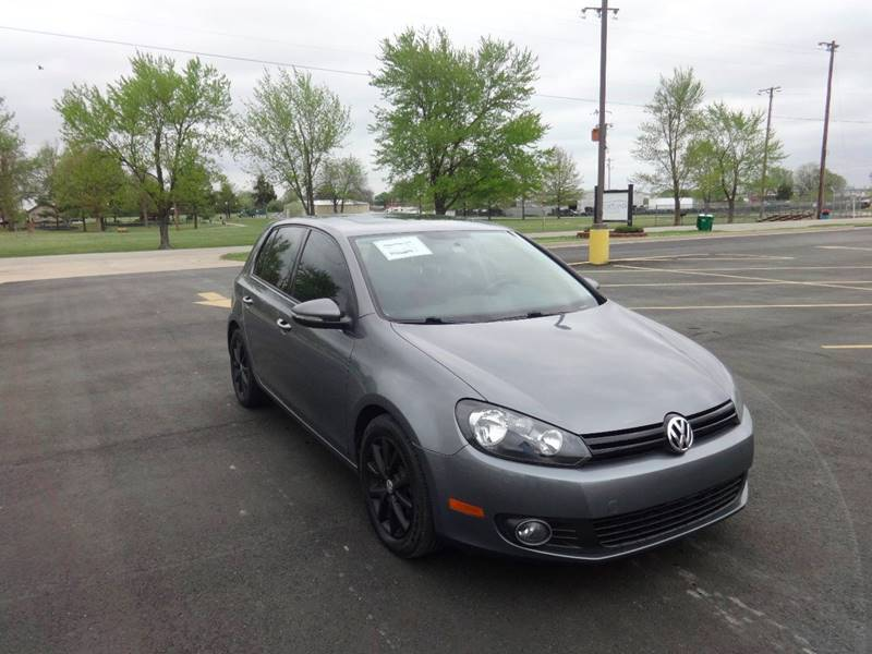 2013 Volkswagen Golf for sale at Just Drive Auto in Springdale AR