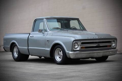 1967 Chevrolet C/K 10 Series for sale at MS Motors in Portland OR