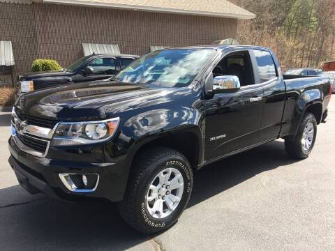 2016 Chevrolet Colorado for sale at Depot Auto Sales Inc in Palmer MA