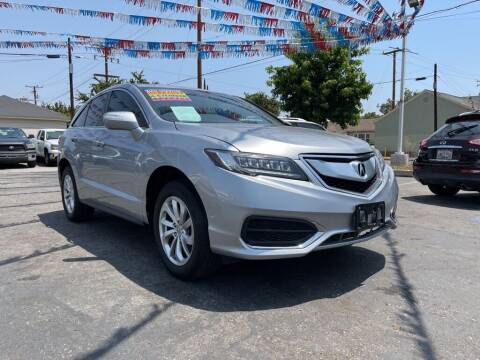 2018 Acura RDX for sale at Tristar Motors in Bell CA