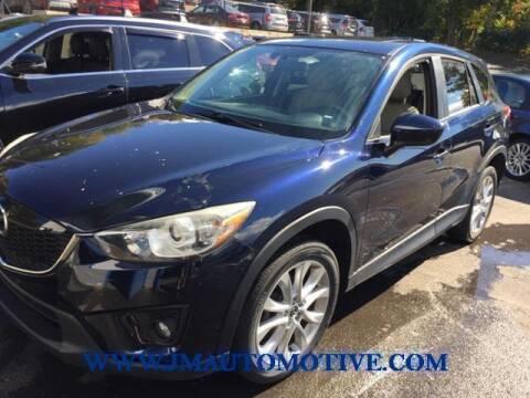 2014 Mazda CX-5 for sale at J & M Automotive in Naugatuck CT