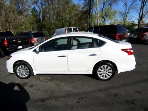 2016 Nissan Sentra for sale at American Auto Group Now in Maple Shade NJ