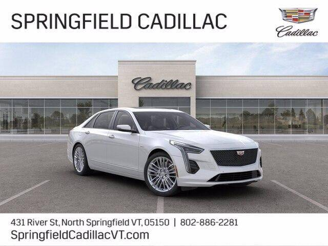 2020 Cadillac CT6-V for sale in North Springfield, VT