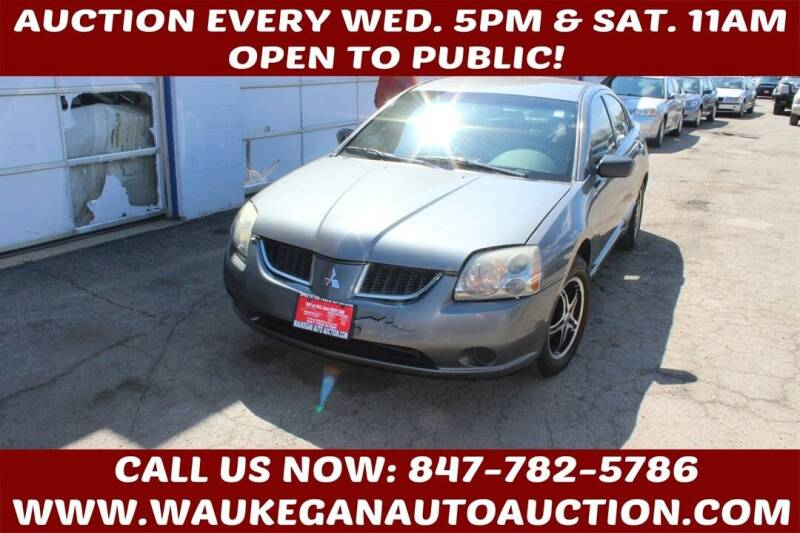 2006 Mitsubishi Galant for sale at Waukegan Auto Auction in Waukegan IL