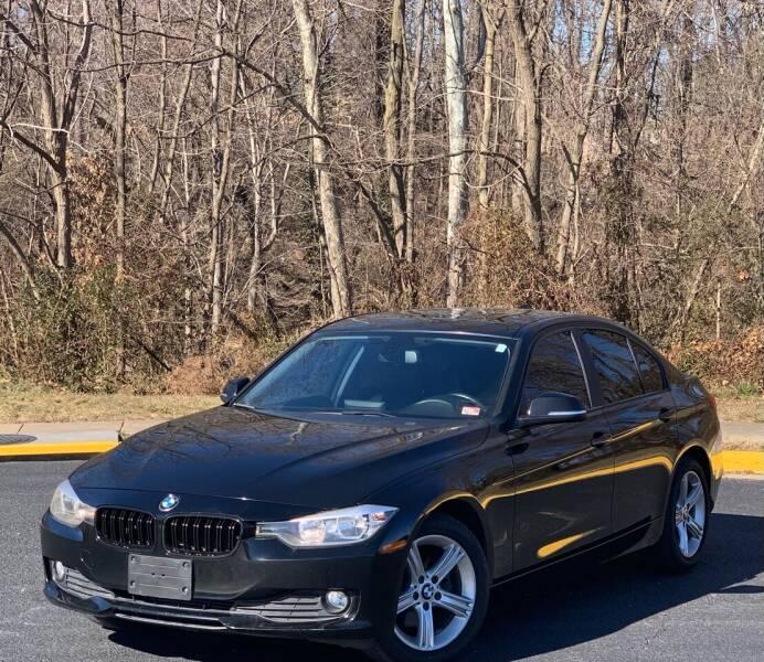 2014 BMW 3 Series for sale at Diamond Automobile Exchange in Woodbridge VA