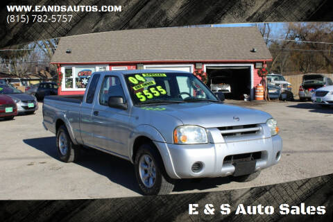 2004 Nissan Frontier for sale at E & S Auto Sales in Crest Hill IL