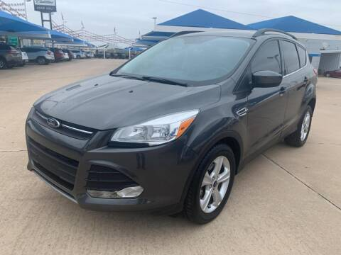 2015 Ford Escape for sale at JOHN HOLT AUTO GROUP, INC. in Chickasha OK